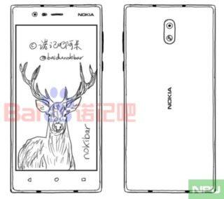 Nokia 3 telefon