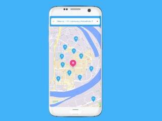 Práce za rohem android aplikace zdarma ke stažení