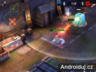 Star Wars Force Arena android hra