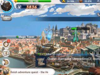 Rival Kings hra na mobil zdarma