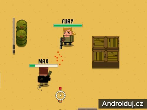 Wasteland Warriors v HTML5 hra na mobil