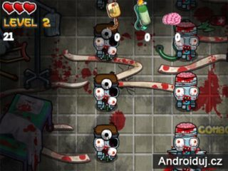 Hra na mobil Zombie Crisis HTML5   online hry na mobil novinky