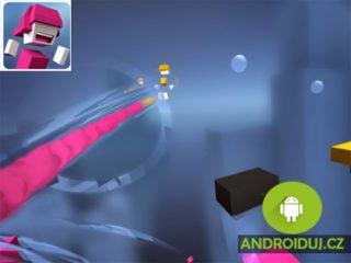 Chameleon Run android hra zdarma