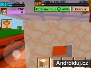Block Craft 3D hra android zdarma