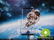 Samsung se rozhodl, že i střední třída telefonu budou mít infinity displej