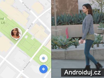 Google mapy aplikace zdarma