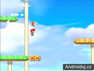 Super Mario Run android hra zdarma
