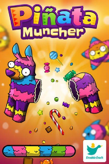 HTML 5 hra - zahraj Pinata muncher