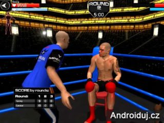Muay Thai Android hra zdarma