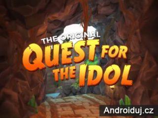 Temple Run : Treasure Hunters android hra