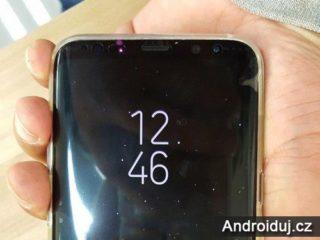 Pomocí snímače otisků prstů dokáže Galaxy S8 zavírat a otevírat aplikace   novinky