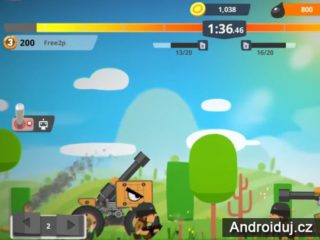 Super Tank Rumble android hra zdarma