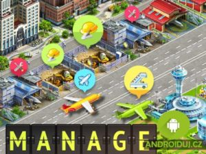 Airport City: Airline Tycoon android