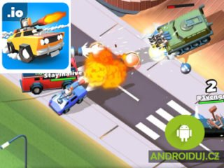 Android hra Crash of Cars