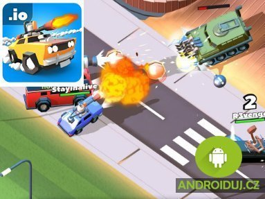 Android game Crash of Cars