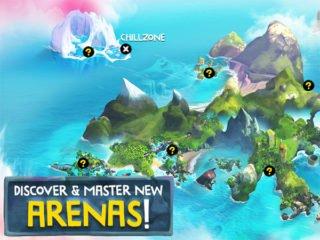 Nová hra Battle Bay bude dostupná 4. Května   strategie hry novinky akcni hry