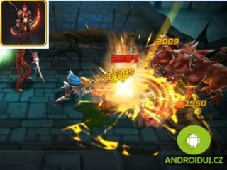 Android game BLADE WARRIOR: 3D ACTION RPG