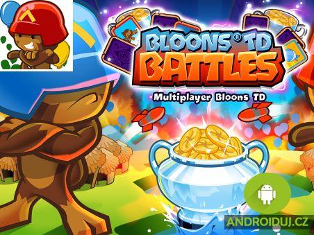 Hra Bloons TD Battles