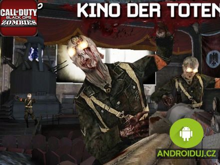 Android hra Call of Duty