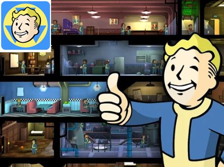 Fallout shelters Hack android hra