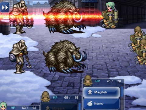 FINAL FANTASY VI android game