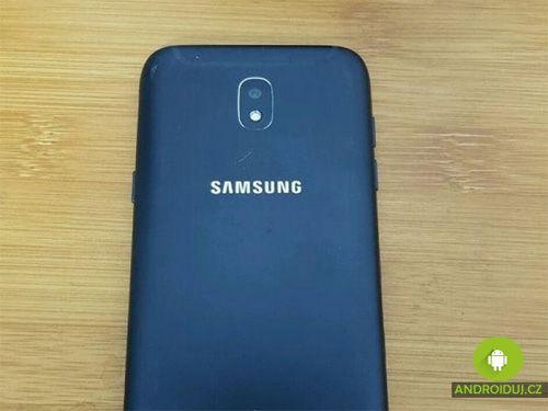 Přicházející Galaxy J5 (2017) na fotkách   novinky