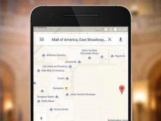 Google Maps will help you find today's parked auto gps app android news apps