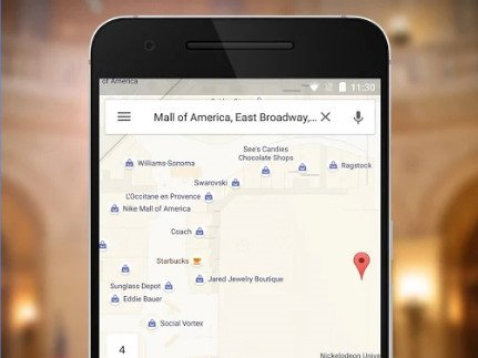 Google Maps will help you find today's parked car gps app android app news