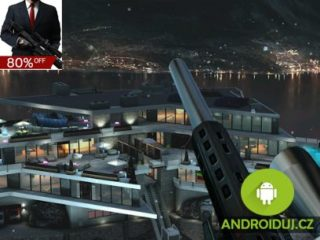 Hitman Sniper android hra