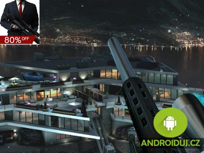 Hitman Sniper android hra
