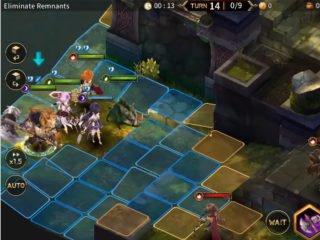 RPG mobilní hra War of Crown