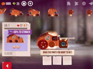 Hra zdarma CATS: Crash Arena Turbo Stars