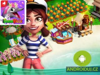 Android hra FarmVille