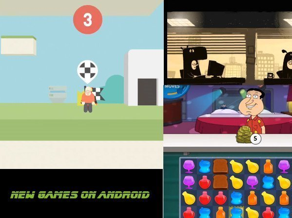 New Games on 28 on Google Play. Dubna news android games