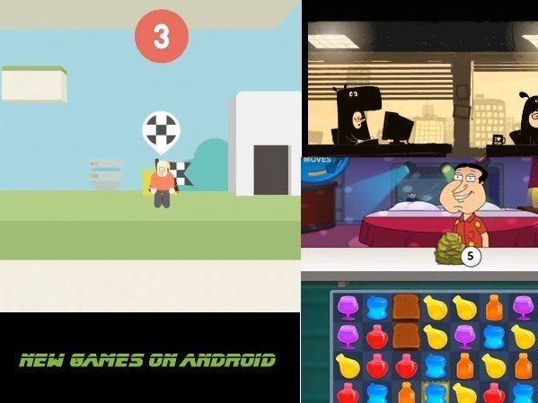 Nové hry na Google Play k 28. Dubna   novinky hry