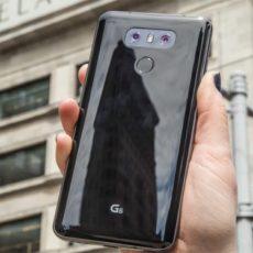 Informace ohledně mini LG G6