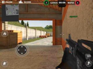 Hra pro více hráčů Gang War Mafia   super hry novinky hry akcni hry