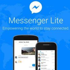 Facebook Messenger Lite je k dispozici. Aplikace určená pro slabší telefony