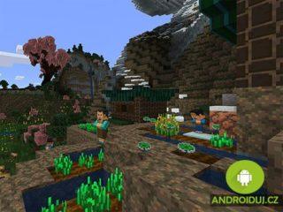 Nová aktualizace pro hru Minecraft Pocket Edition. Přináší gigantické pandy, dráčky   mody pro hry android novinky