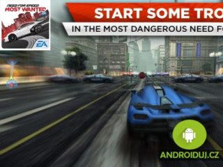 Unlock the whole android game NFS: Most Wanted game mods for games android games news