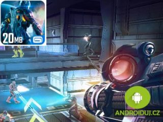 Android hra pro vás N.O.V.A Legacy