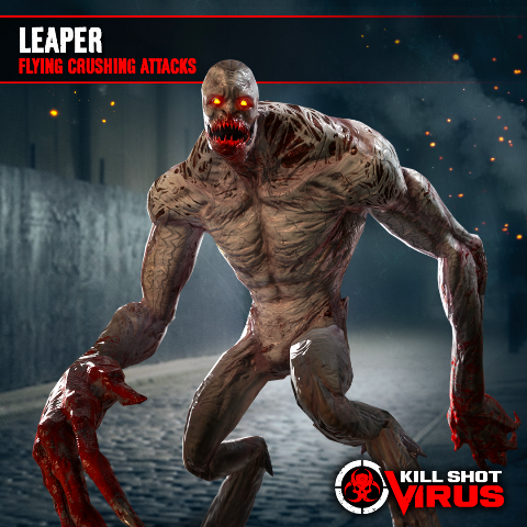 Kill Shot Virus - Leaper