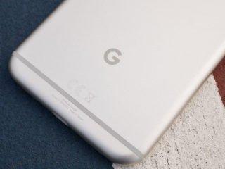 Google Pixel telefony