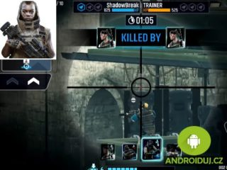 Tom Clancy's ShadowBreak android hra zdarma
