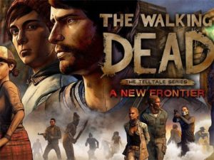 The Walking Dead: A New Frontier android hra zdarma