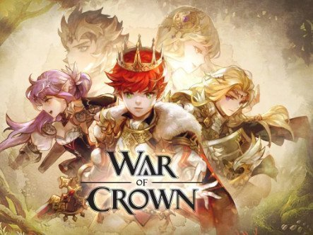 War of Crown android hra