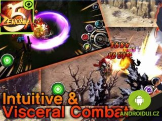 Zenonia 5 android game for free
