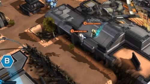 Android gamesa Titan Fall: Assault
