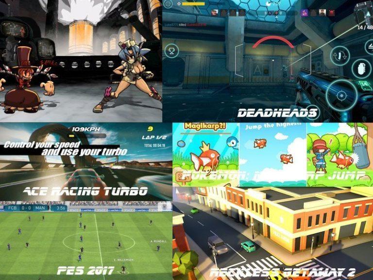 Nové android hry k 25. květnu   novinky hry