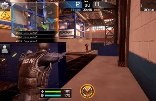 Combat Squad Android Unreal Engine 4